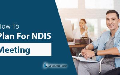 Planning NDIS Meeting